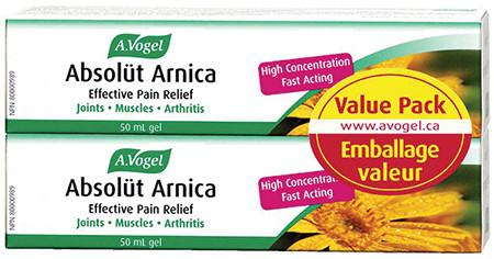 Supplements & Vitamins - A.Vogel - Absolut Arnica - Duo Pack - 2 X 50mL