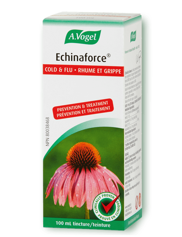 Supplements & Vitamins - A.Vogel - Echinaforce, 100ml