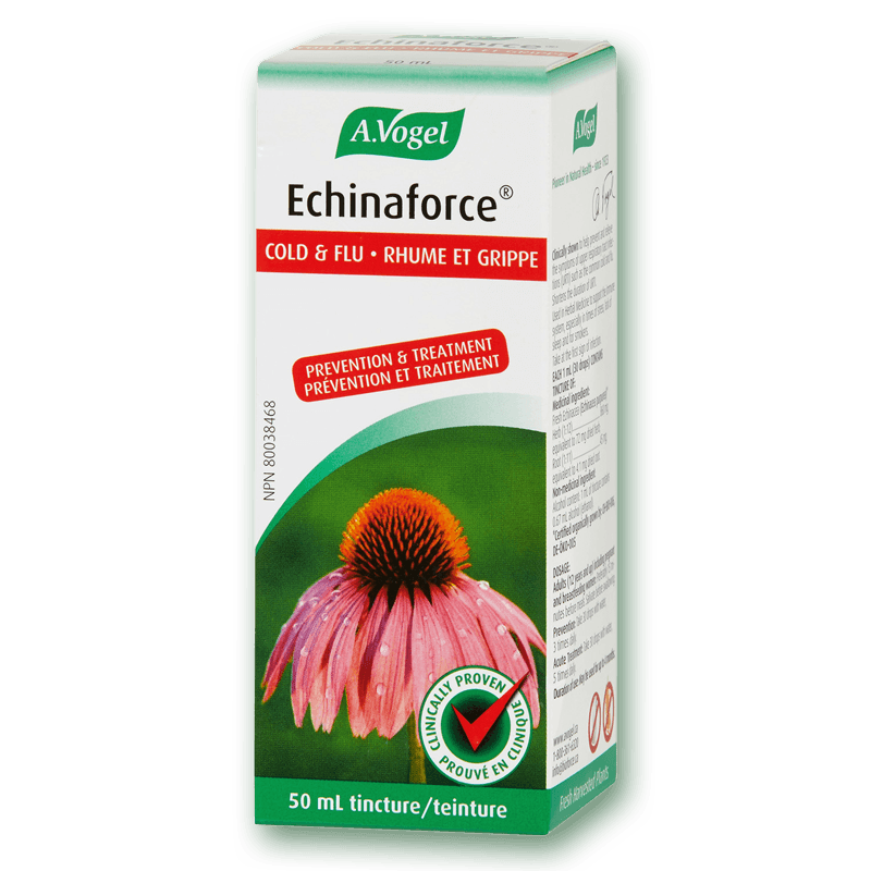 Supplements & Vitamins - A.Vogel - Echinaforce, 50ml