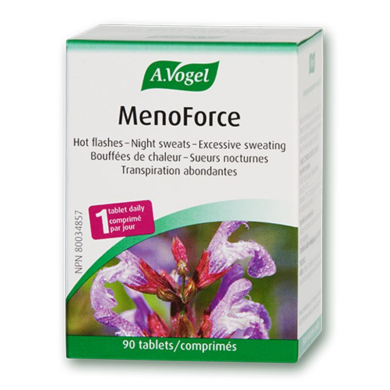 Supplements & Vitamins - A.Vogel - MenoForce, 90 Tabs