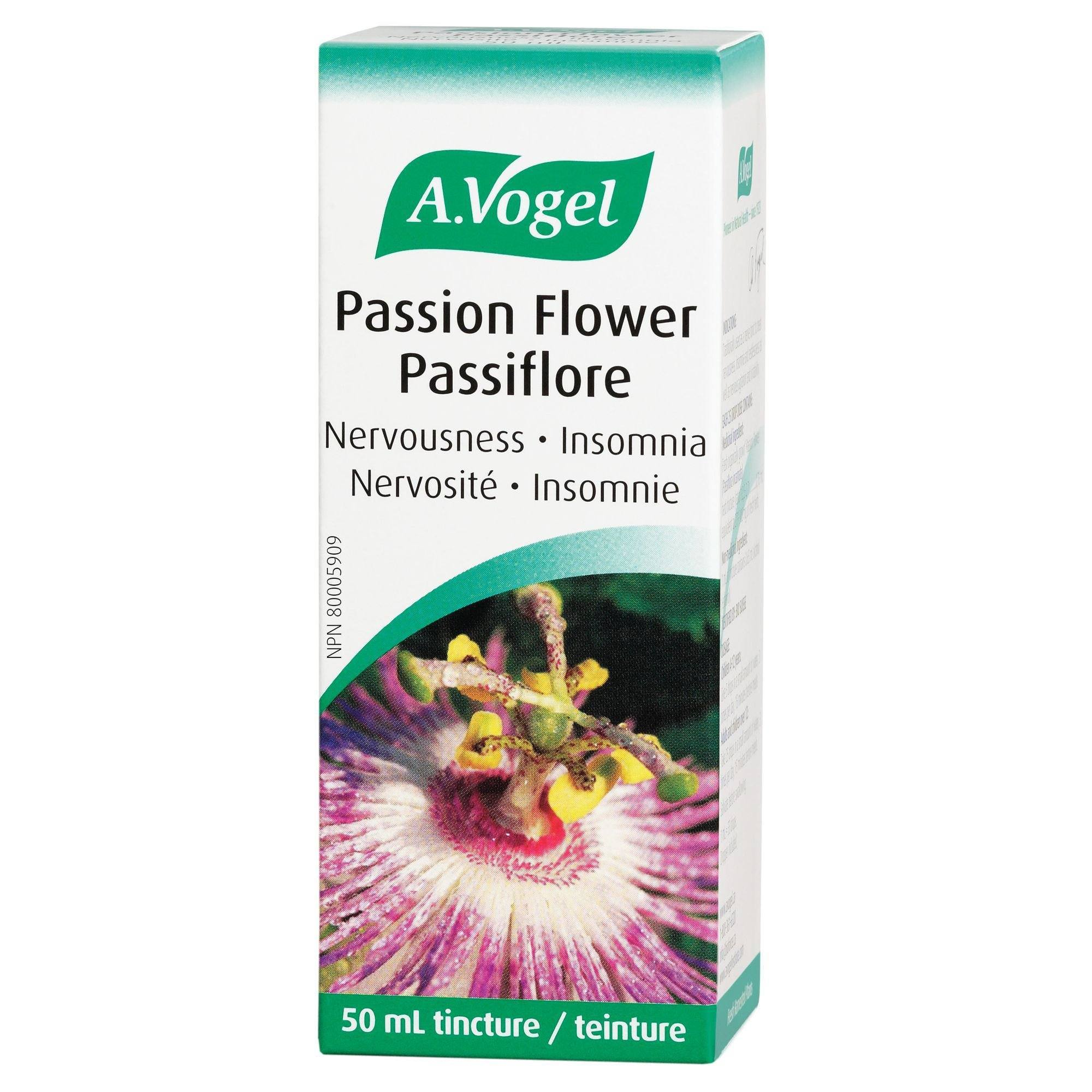 Supplements & Vitamins - A.Vogel - Passion Flower, 50ml