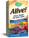 Supplements & Vitamins - Alive! - Once Daily Men's Ultra Potency, 60