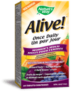 Supplements & Vitamins - Alive! Once Daily Women's Ultra Potency, 60