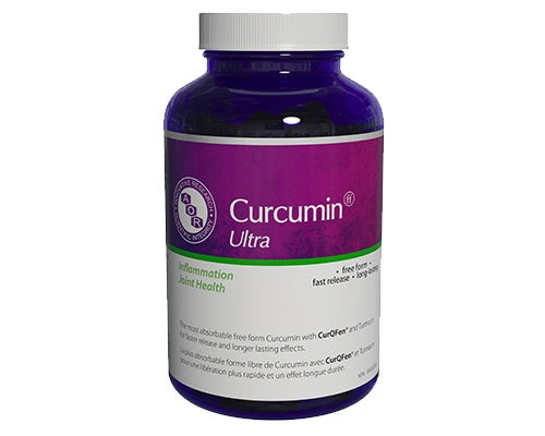 Supplements & Vitamins - AOR - Curcumin Ultra - 60 Sofgels