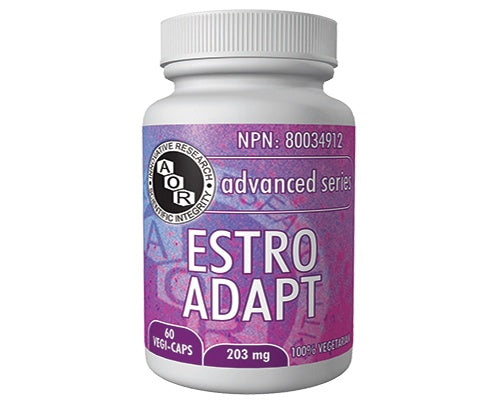 Supplements & Vitamins - AOR - Estroadapt - 60 Caps