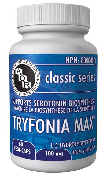 Supplements & Vitamins - AOR - Tryfonia Max, 60 Caps
