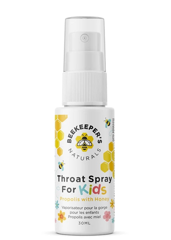 Supplements & Vitamins - BeeKeeper's - Kids Propolis Spray, 30ml