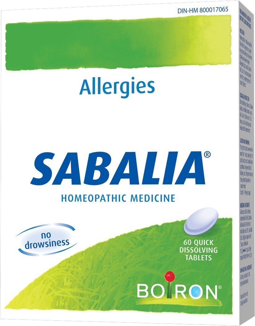 Supplements & Vitamins - Boiron - Sabalia, 60 Tabs