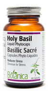 Supplements & Vitamins - Botanica - Holy Basil Liquid Phytocaps, 60 Caps