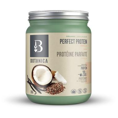 Supplements & Vitamins - Botanica -Perfect Protein - Vanilla, 390g