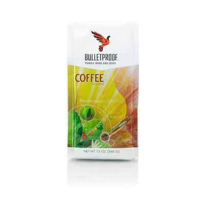 Supplements & Vitamins - Bulletproof - Upgraded Coffee Whole Bean - 340g