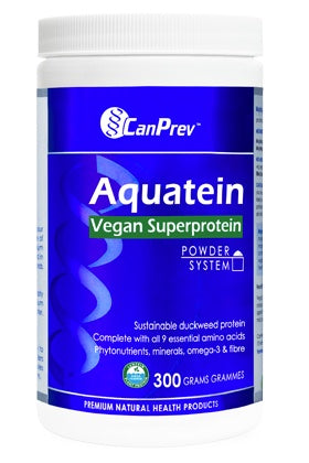 Supplements & Vitamins - CanPrev - Aquatein Superprotein, 300g