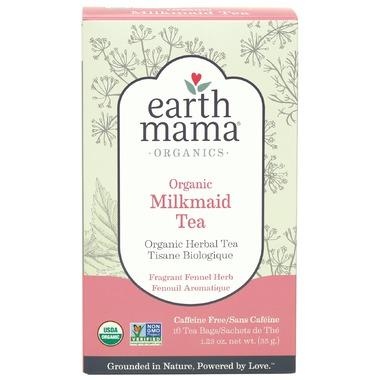 Supplements & Vitamins - Earth Mama - Milkmaid Tea - 16 Bags