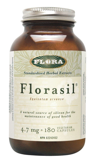 Supplements & Vitamins - Flora - Florasil, 180 Caps