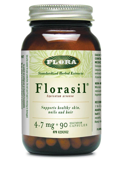 Supplements & Vitamins - Flora - Florasil, 90 Caps