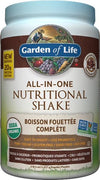 Supplements & Vitamins - Garden Of Life - Raw All-in-one Chocolate Cocoa - 1000 G