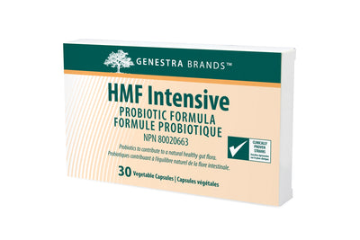 Supplements & Vitamins - Genestra - HMF Intensive, 30 V-Caps