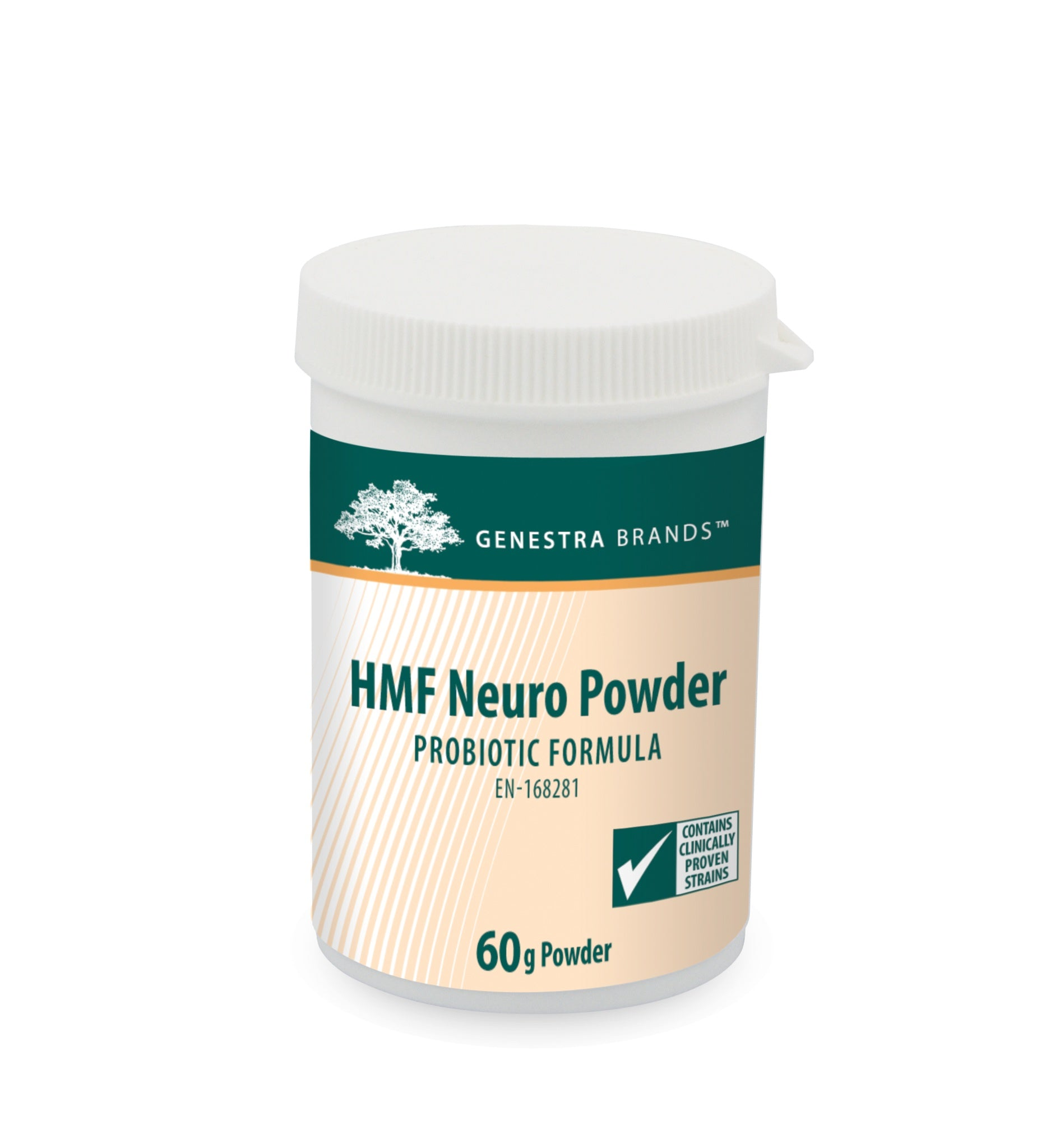 Supplements & Vitamins - Genestra - HMF Neuro Powder, 60g