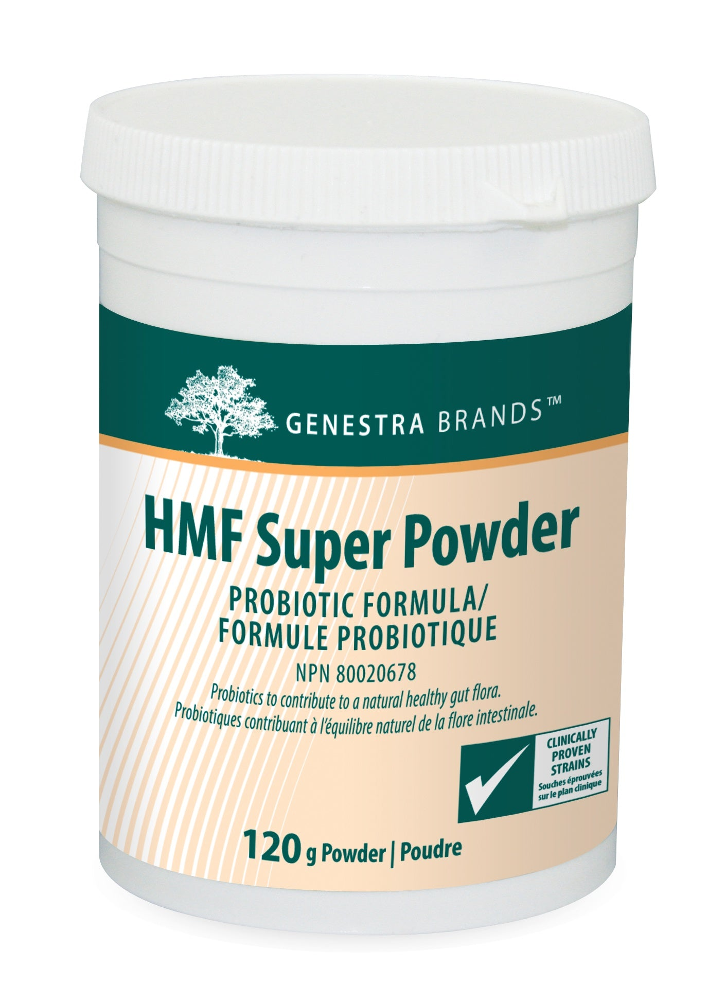 Supplements & Vitamins - Genestra -HMF Super Powder, 120g