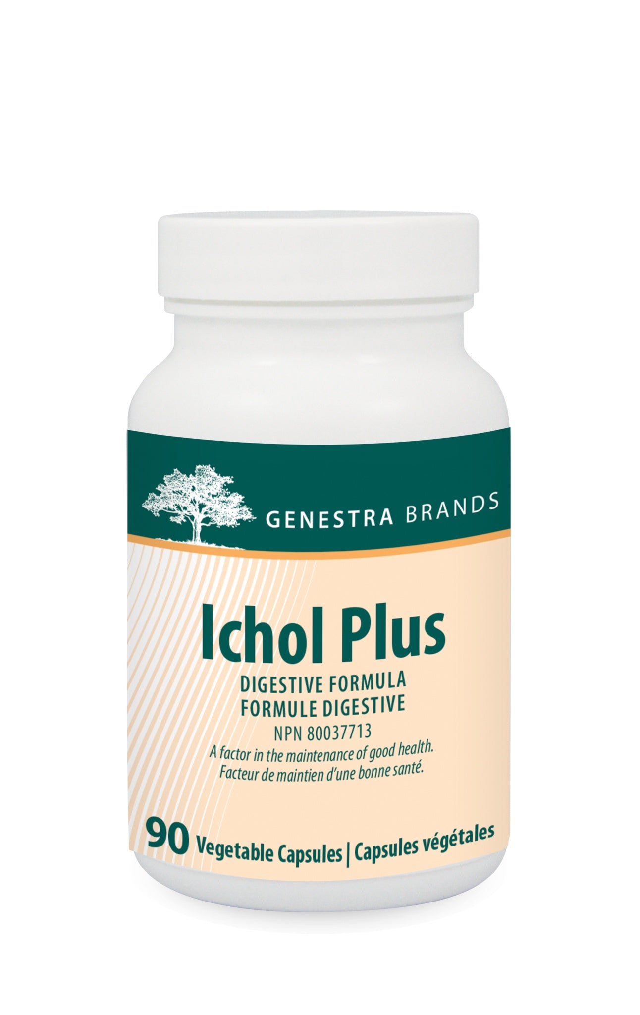 Supplements & Vitamins - Genestra - Ichol Plus, 90 V-Caps