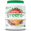 Supplements & Vitamins - Genuine Health - Greens+ Energy Orange, 399g
