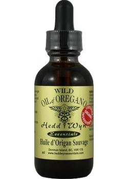 Supplements & Vitamins - Hedd Wyn Essentials - Wild Oil Of Oregano, 30ML