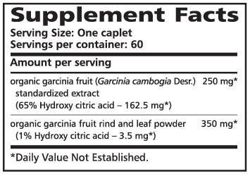 Supplements & Vitamins - Himalaya Herbal Healthcare - Garcinia, 60 Capsules