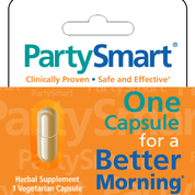 Supplements & Vitamins - Himalaya Herbal Healthcare - Party Smart Singles - 1 Unit