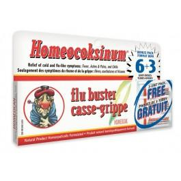 Supplements & Vitamins - Homeocan - Flu Buster, 9X1g