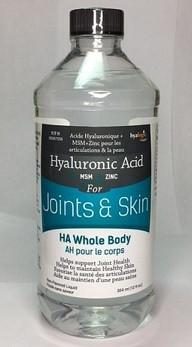 Supplements & Vitamins - Hyalogic - Ha Whole Body - 354ml Supplements