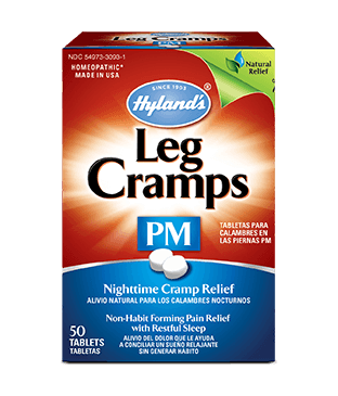Supplements & Vitamins - Hyland's - Leg Cramps Pm - 50 Tabs