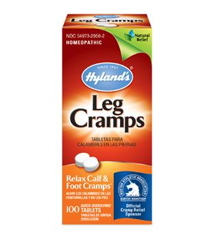 Supplements & Vitamins - Hyland's - Leg Cramps With Quinine, 100 Tabs