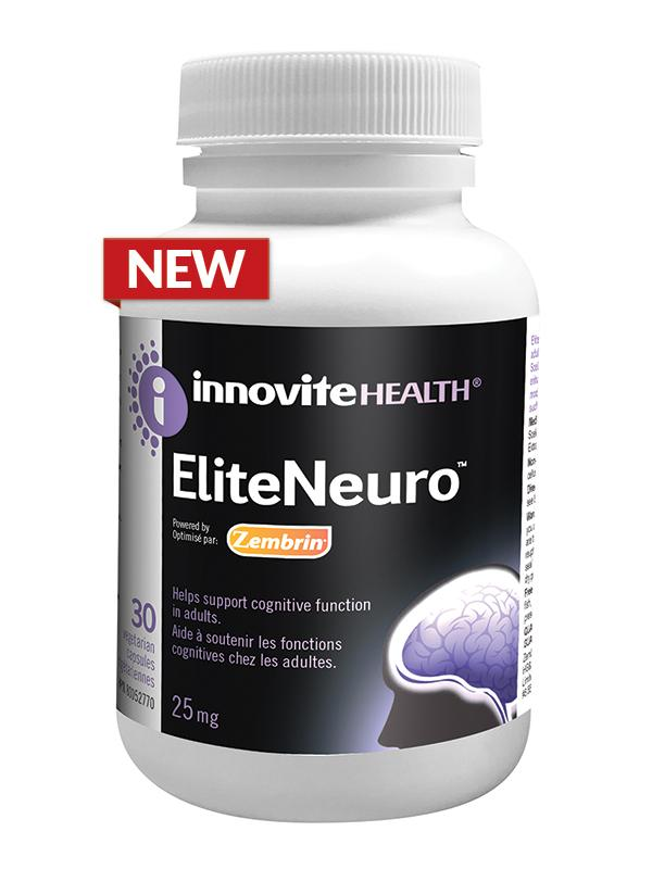 Supplements & Vitamins - Inno-Vite - EliteNeuro, 30 Vegetarian Caps