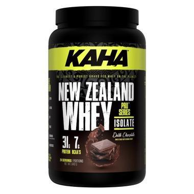 Supplements & Vitamins - Kaha - New Zealand Whey Isolate - Chocolate - 840g