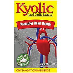 Supplements & Vitamins - Kyolic - Age: Once A Day, 30 VCAPS