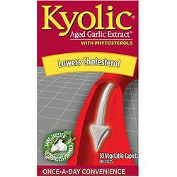 Supplements & Vitamins - Kyolic - Aged With Phytosterols Oad, 30 VCAPS
