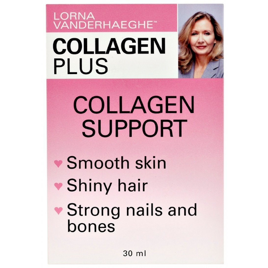 Supplements & Vitamins - Lorna Vanderhaeghe - Collagen Plus, 30ml