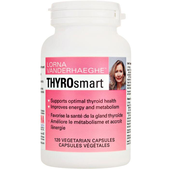 Supplements & Vitamins - Lorna Vanderhaeghe - THYROsmart, 120 Vegetarian Caps