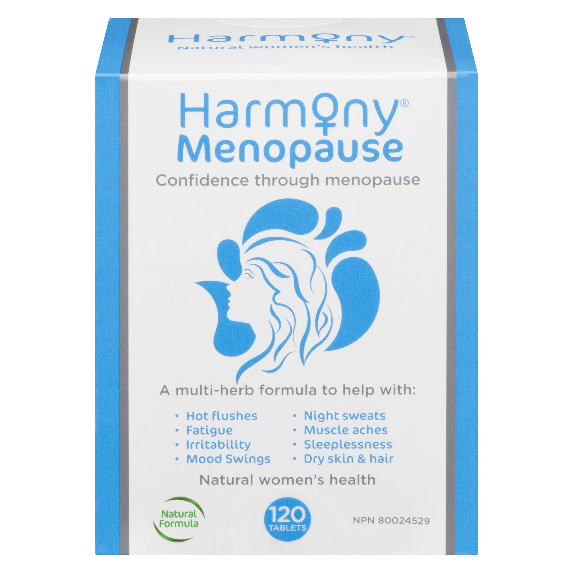 Supplements & Vitamins - Martin & Pleasance - Harmony Menopause, 120 Tabs
