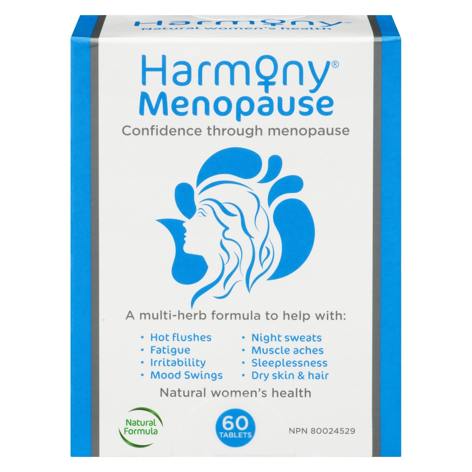 Supplements & Vitamins - Martin & Pleasance - Harmony Menopause, 60 Tabs