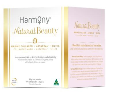 Supplements & Vitamins - Martin & Pleasance - Harmony Natural Beauty Marine Collagen, 80g