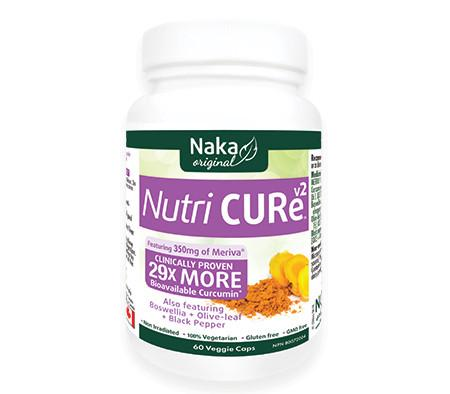 Supplements & Vitamins - Naka - Nutri Cure V2 - 60 Caps