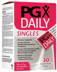 Supplements & Vitamins - Natural Factors - PGX Daily - 30 Sticks