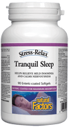 Supplements & Vitamins - Natural Factors - Tranquil Sleep, 90 Softgels