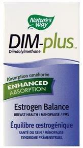 Supplements & Vitamins - Nature's Way - DIM-plus Estrogen Balance, 60 Capsules