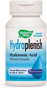Supplements & Vitamins - Nature's Way - Hydraplenish, 60 Capsules