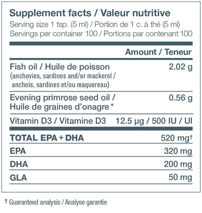 Supplements & Vitamins - Nature's Way - Nutrasea Kids, 500ml