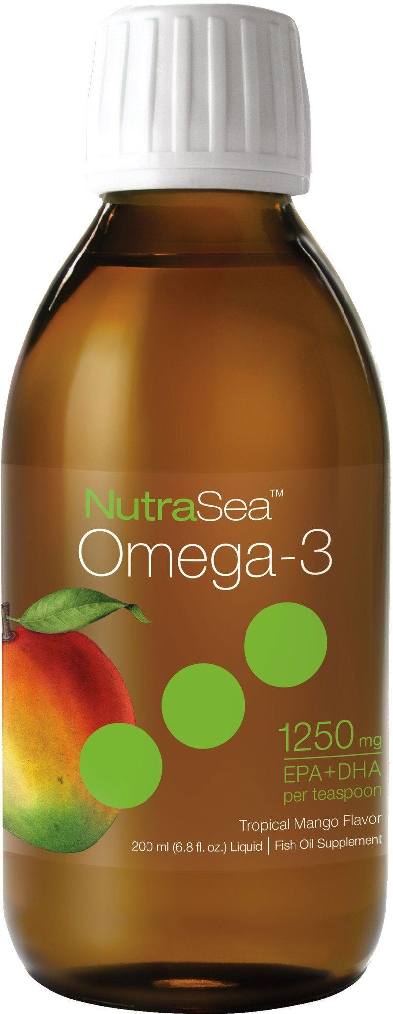 Supplements & Vitamins - Nature's Way - NutraSea Mango Flavour