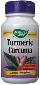 Supplements & Vitamins - Nature's Way - Turmeric Curcuma, 60 Tabs
