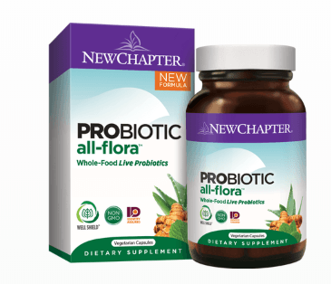 Supplements & Vitamins - New Chapter - Probiotic All-Flora, 30 VCAPS